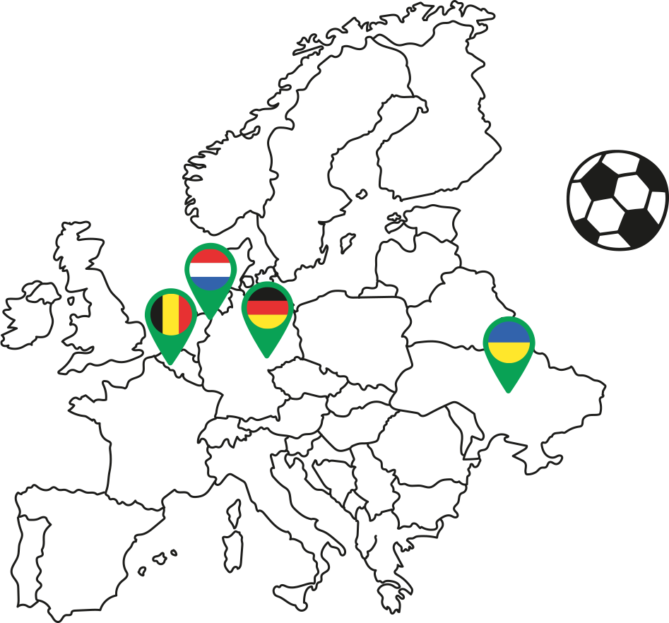 futziball map